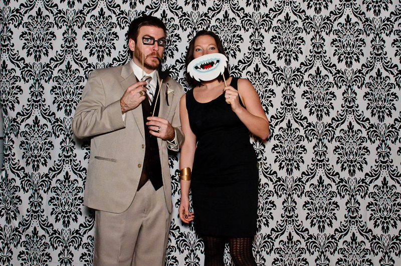 Custom Wedding Photobooth Props