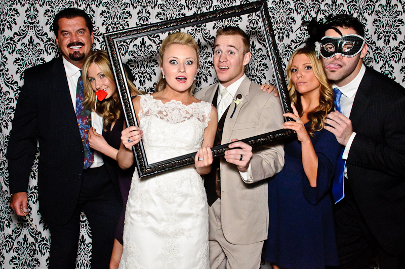 Wedding Reception Photobooth Party!