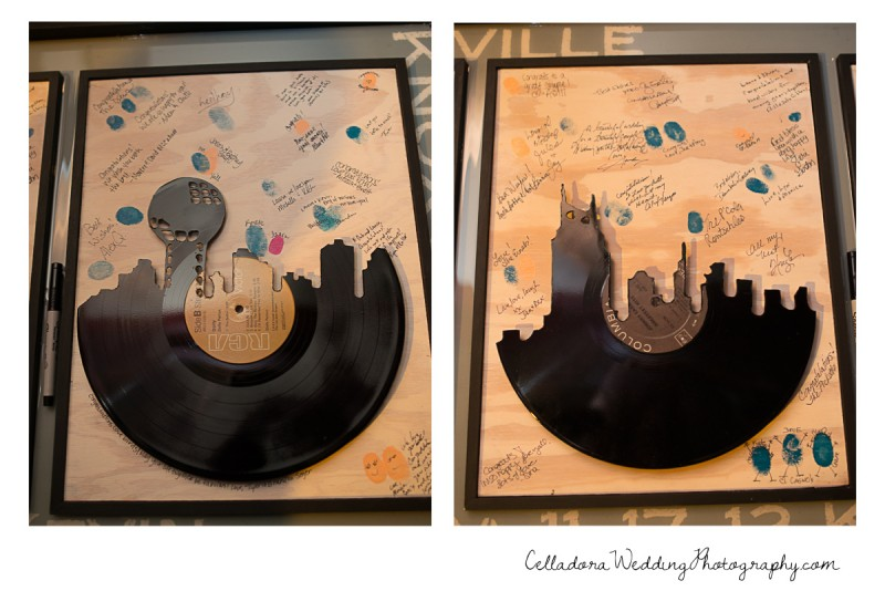 custom-nashville-wedding-guestbook-800x534 Laura and Kevin Nashville Wedding at Scarritt Bennett