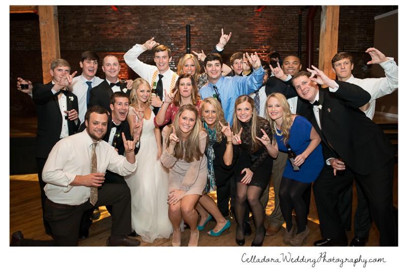 wedding-wolf-pack-800x534 Laura and Kevin Nashville Wedding at Scarritt Bennett