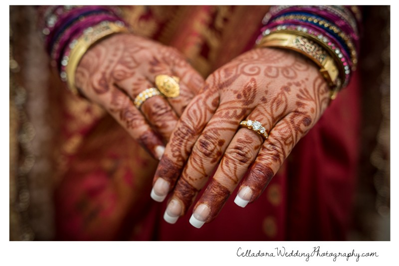Mehndi Hands With Engagement Ring : Nashville indian wedding photographer celladora