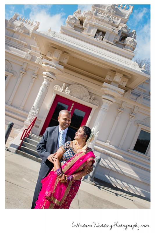 wedding-portrait-ganesha-temple-nashville-533x800 Nashville Indian Wedding Photographer