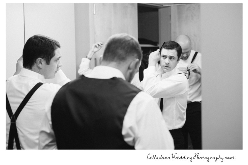 groom-getting-ready-800x534 Nashville Wedding Photography | WO Smith Music School
