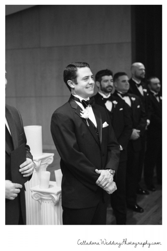 groom-seeing-bride-533x800 Nashville Wedding Photography | WO Smith Music School