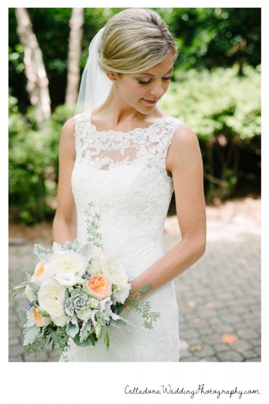 beautiful-nashville-bride-533x800 John + Lindsay Downtown Nashville Wedding