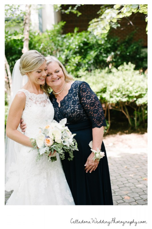 bride-with-mother-smiling-533x800 John + Lindsay Downtown Nashville Wedding