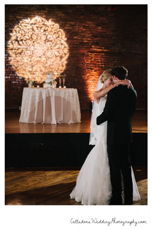 first-dance-at-avenue-nashville-533x800 John + Lindsay Downtown Nashville Wedding