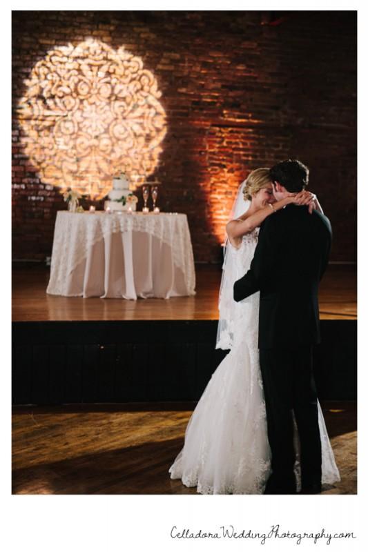 first-dance-at-avenue-nashville-533x800 John + Lindsay Downtown Nashville Wedding