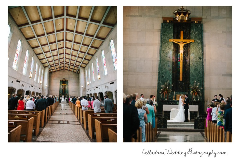 nashville-catholic-wedding-photographer-800x534 John + Lindsay Downtown Nashville Wedding