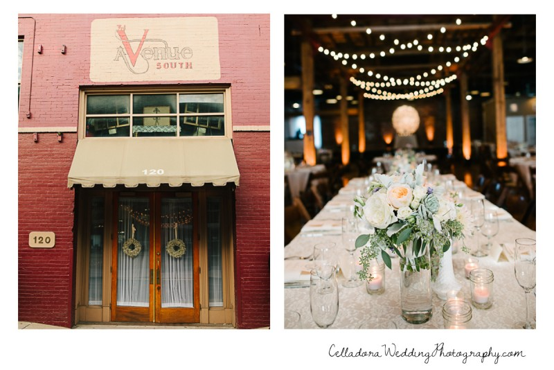 wedding-reception-at-avenue-nashville-800x534 John + Lindsay Downtown Nashville Wedding