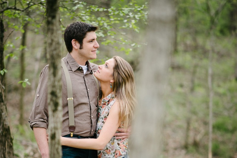 woodsy-engagement-photos-800x533 Edwin Warner Park Engagement Session | Taylor + William