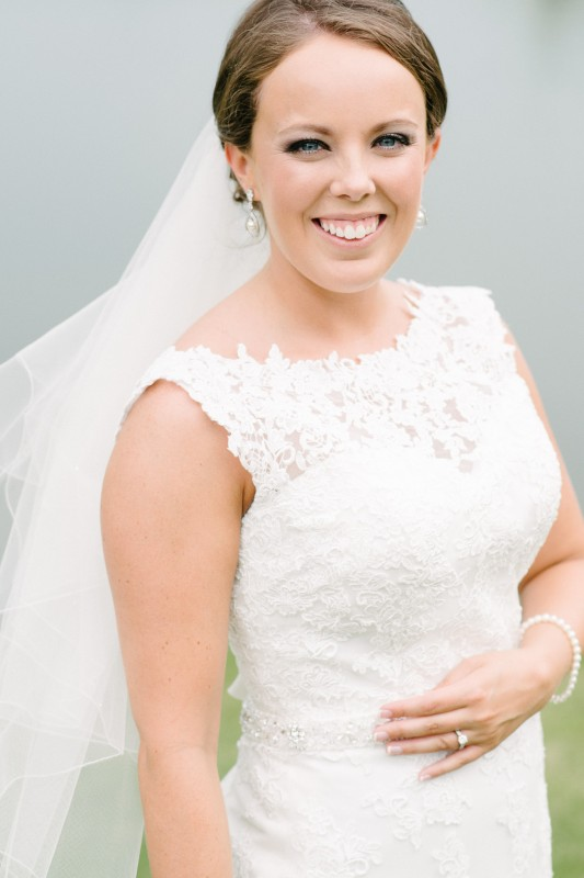 beautiful-bride-533x800 Catherine and Zach Hermitage, TN Outdoor Wedding