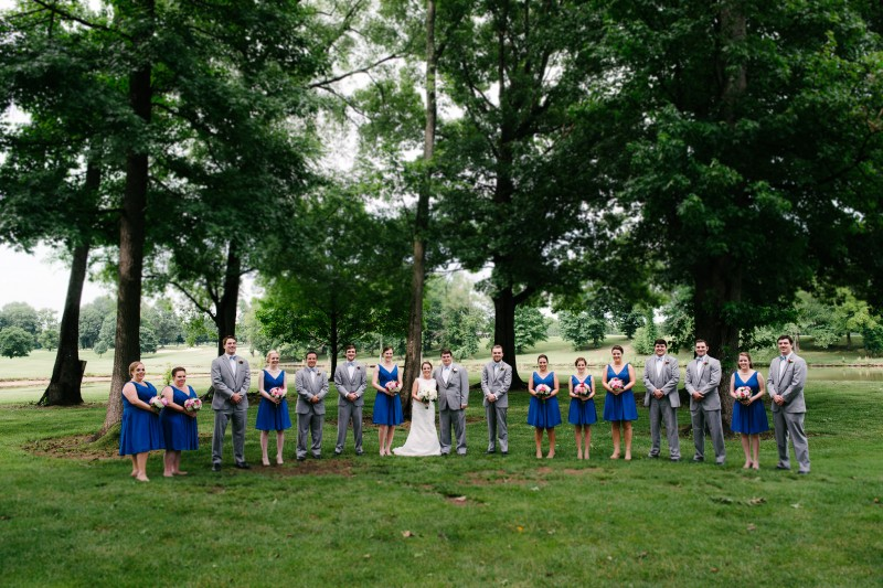 bridal-party-creative-photographer-800x533 Catherine and Zach Hermitage, TN Outdoor Wedding