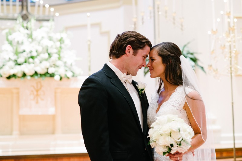 bride-and-groom-800x533 Blair + Hunter Brentwood, TN Wedding