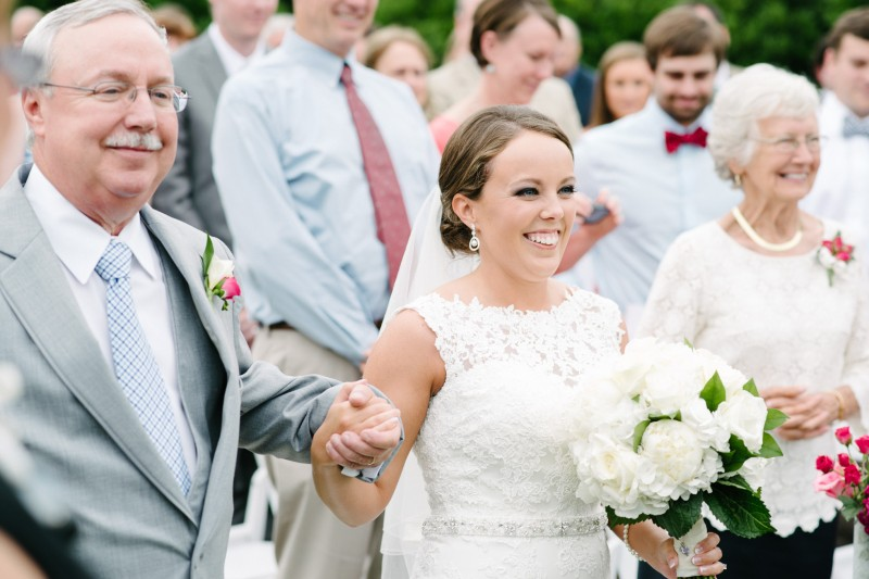 excited-bride-800x533 Catherine and Zach Hermitage, TN Outdoor Wedding