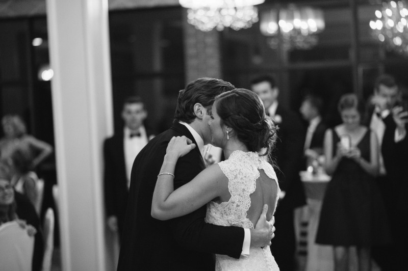 first-dance-800x532 Blair + Hunter Brentwood, TN Wedding