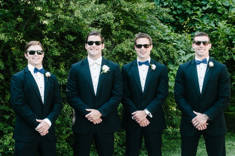 groomsmen-in-sunglasses-800x532 Blair + Hunter Brentwood, TN Wedding