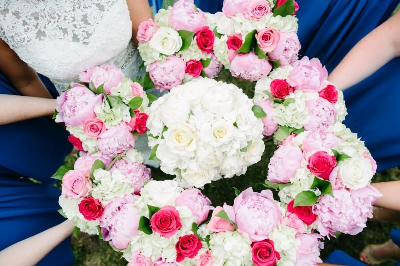 hermitage-tn-wedding-flowers-800x533 Catherine and Zach Hermitage, TN Outdoor Wedding