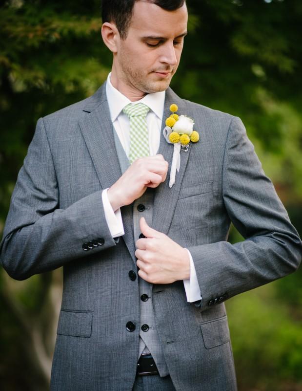 daper-nashville-groom1-619x800 Opryland Hotel Wedding in Nashville, TN - Dawn + Keith