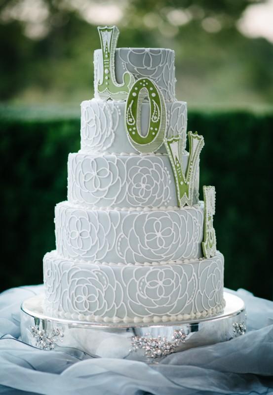dawnjoy-wedding-cake1-553x800 Opryland Hotel Wedding in Nashville, TN - Dawn + Keith