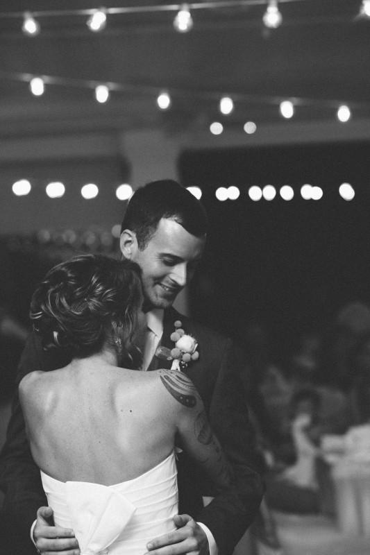 first-dance-lights1-533x800 Opryland Hotel Wedding in Nashville, TN - Dawn + Keith
