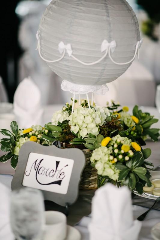 hot-air-balloon-wedding-centerpiece1-533x800 Opryland Hotel Wedding in Nashville, TN - Dawn + Keith