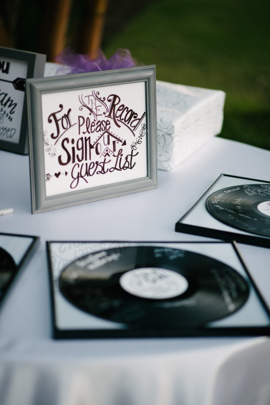 record-guestbook1-533x800 Opryland Hotel Wedding in Nashville, TN - Dawn + Keith