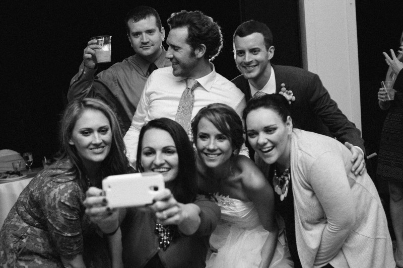 wedding-selfie1-800x533 Opryland Hotel Wedding in Nashville, TN - Dawn + Keith