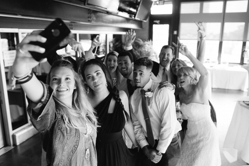 epic-wedding-selfie-1-800x534 Intimate Wedding at Sambuca | Nashville, TN