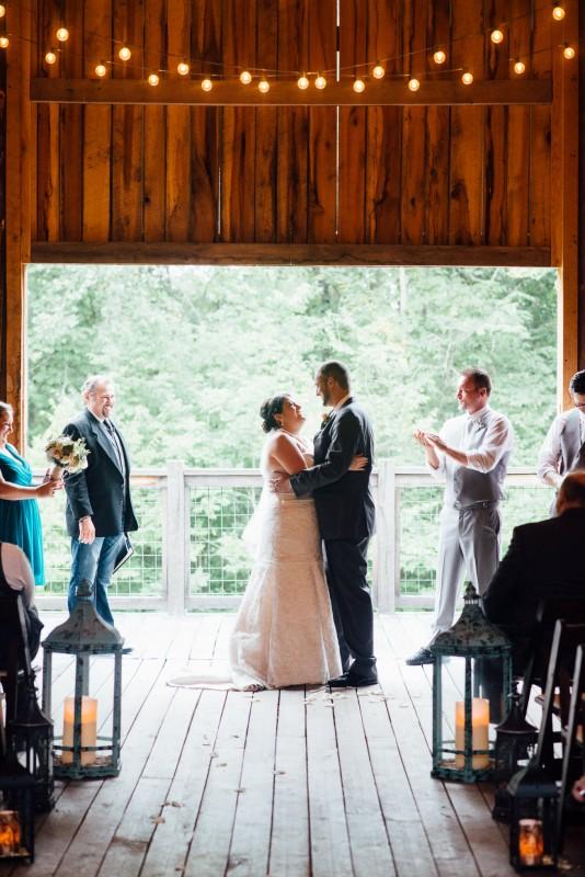 bride-groom-534x800 Outdoor Barn Wedding | Murfreesoro, TN | Paul and Amanda