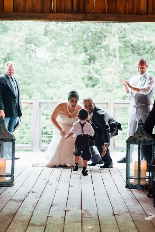 bride-groom-son-534x800 Outdoor Barn Wedding | Murfreesoro, TN | Paul and Amanda