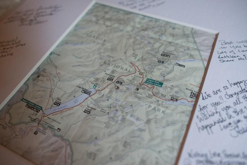 unique-guestbook-ideas-800x534 Outdoor Barn Wedding | Murfreesoro, TN | Paul and Amanda