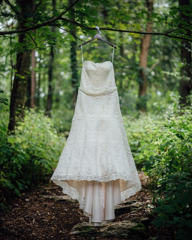 wedding-dress-detail-beautiful-640x800 Outdoor Barn Wedding | Murfreesoro, TN | Paul and Amanda