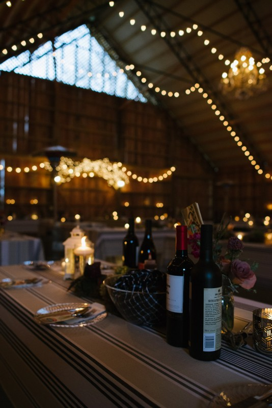 barn-reception-string-lights-534x800 Laurie + Craig - Antrim Wedding | Columbia, TN