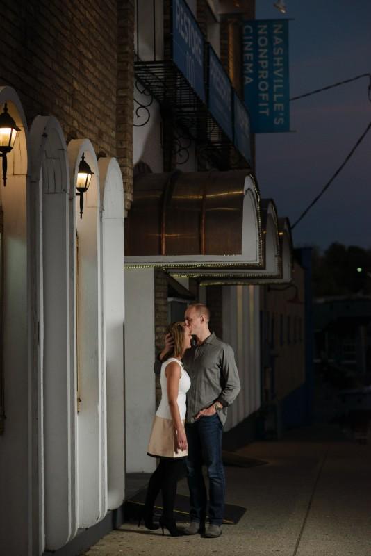 belcourt-theater-potrait-534x800 Nicole + Kevin   Nashville, TN Engagement Session
