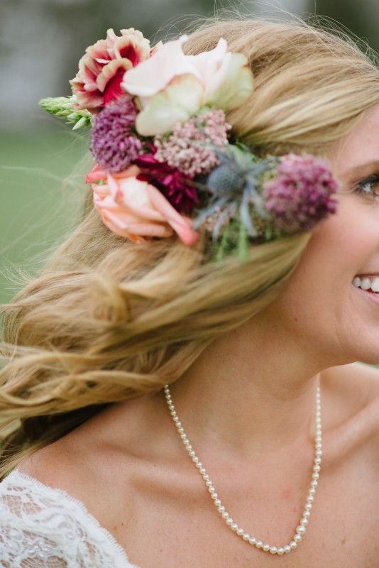 bridal-hair-flowers-534x800 Laurie + Craig - Antrim Wedding | Columbia, TN