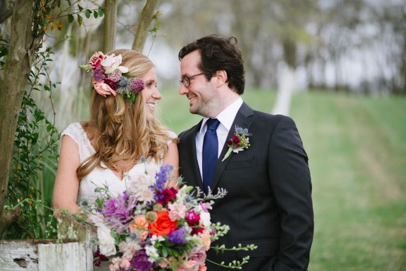bride-groom-antrim-800x534 Laurie + Craig - Antrim Wedding | Columbia, TN