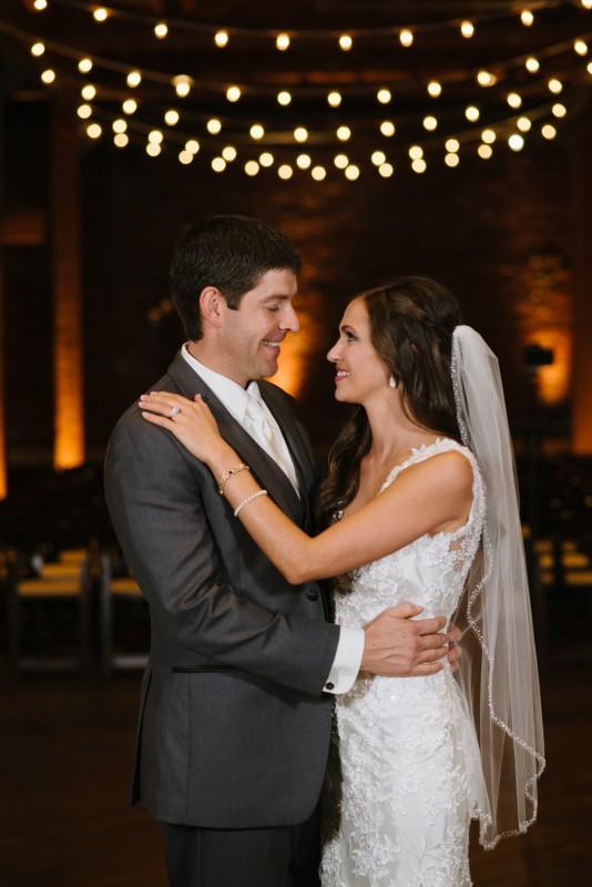 bride-groom-smiles-534x800 Kristen and Nick Wedding at aVenue | Nashville, TN