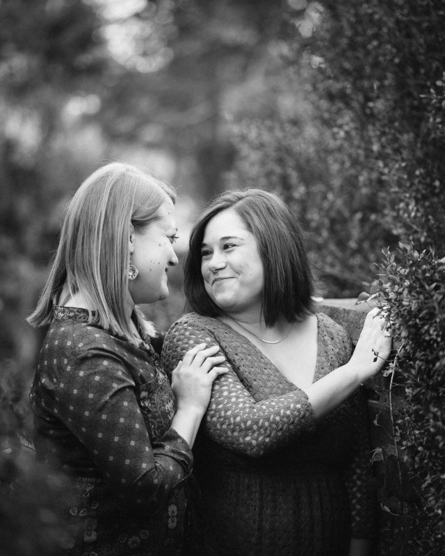 couple-in-love-640x800 Amy + Tara Engagement Session | Nashville, TN