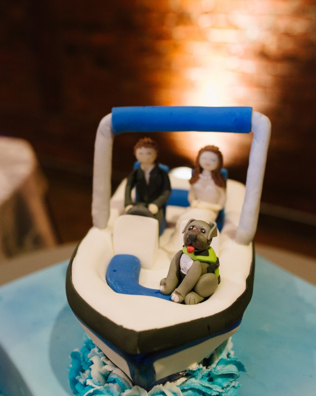 custom-wedding-cake-animal-boat-640x800 Kristen and Nick Wedding at aVenue | Nashville, TN