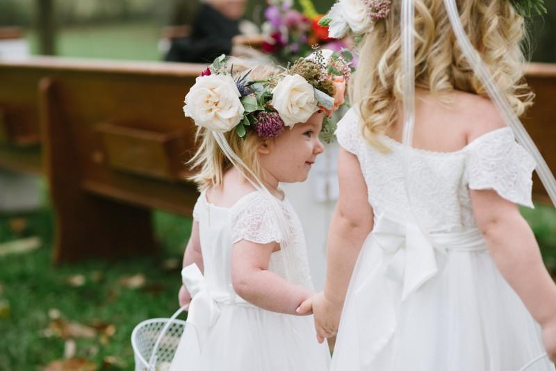 cute-flower-girls-800x534 Laurie + Craig - Antrim Wedding | Columbia, TN
