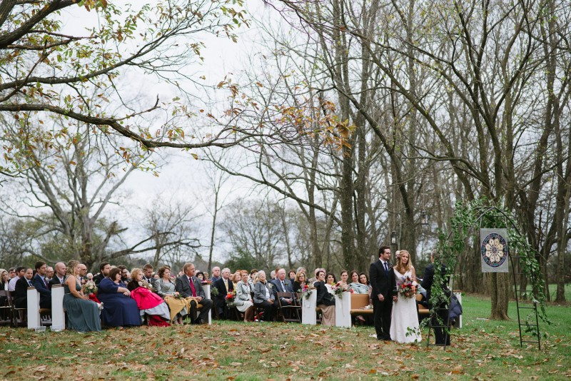 fall-cold-weather-wedding-800x534 Laurie + Craig - Antrim Wedding | Columbia, TN