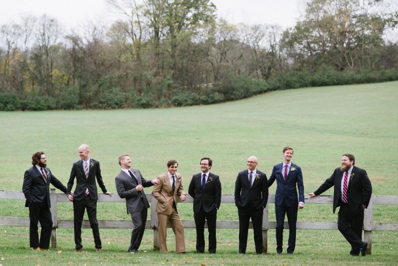 fun-groomsmen-poses-800x534 Laurie + Craig - Antrim Wedding | Columbia, TN