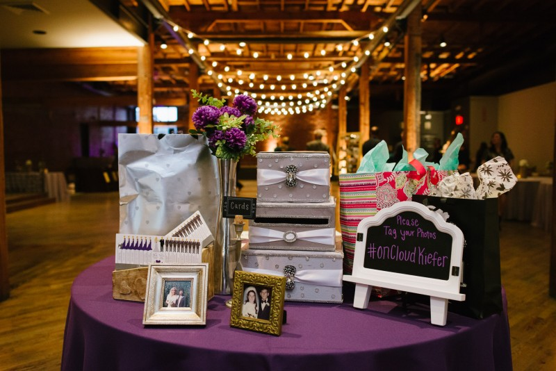 gift-table-800x534 Kristen and Nick Wedding at aVenue | Nashville, TN