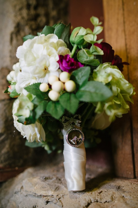 gorgeous-bridal-flowers-534x800 Kristen and Nick Wedding at aVenue | Nashville, TN