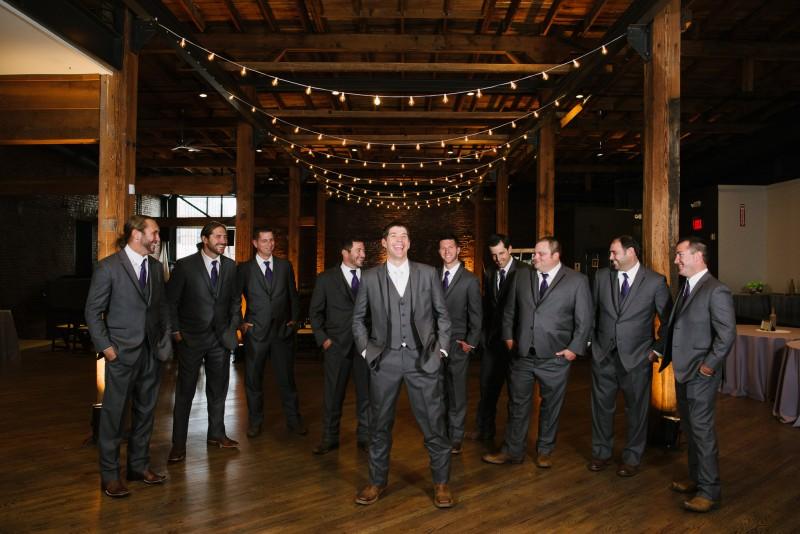 groom-groomsmen-800x534 Kristen and Nick Wedding at aVenue | Nashville, TN