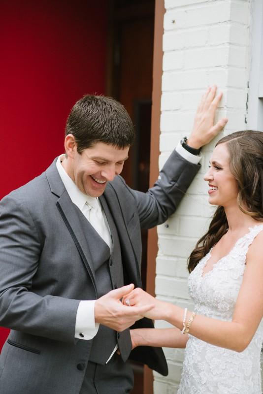 groom-loving-bride-534x800 Kristen and Nick Wedding at aVenue | Nashville, TN