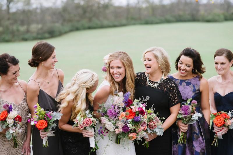 laughing-bridemaids-800x534 Laurie + Craig - Antrim Wedding | Columbia, TN