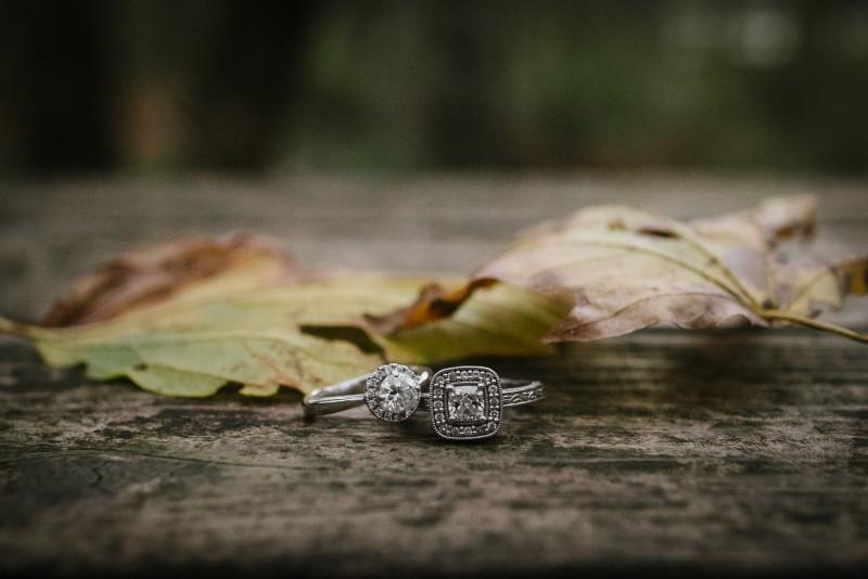 two-engagement-rings-800x534 Amy + Tara Engagement Session | Nashville, TN