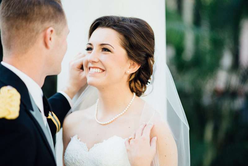beautiful-nashville-bride-800x534 Julia and Wes | Nashville, TN Winter Wedding | Gaylord Opryland Hotel
